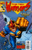 New Warriors Vol.2 - #6