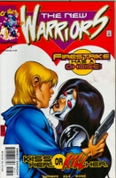 New Warriors Vol.2 - #7