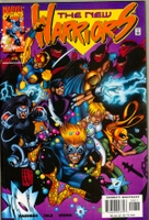 New Warriors Vol.2 - #8