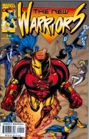 New Warriors Vol.2 - #9