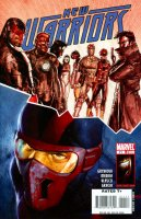 New Warriors Vol.4 Series - #11.