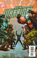 New Warriors Vol.4 Series - #14.