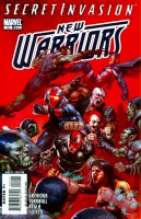New Warriors Vol.4 Series - #15.
