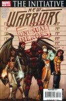 New Warriors #3 (Volume 4)
