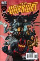 New Warriors Vol.4 Series - #9.