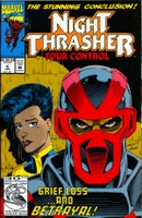 Night Thrasher Limited Series #4